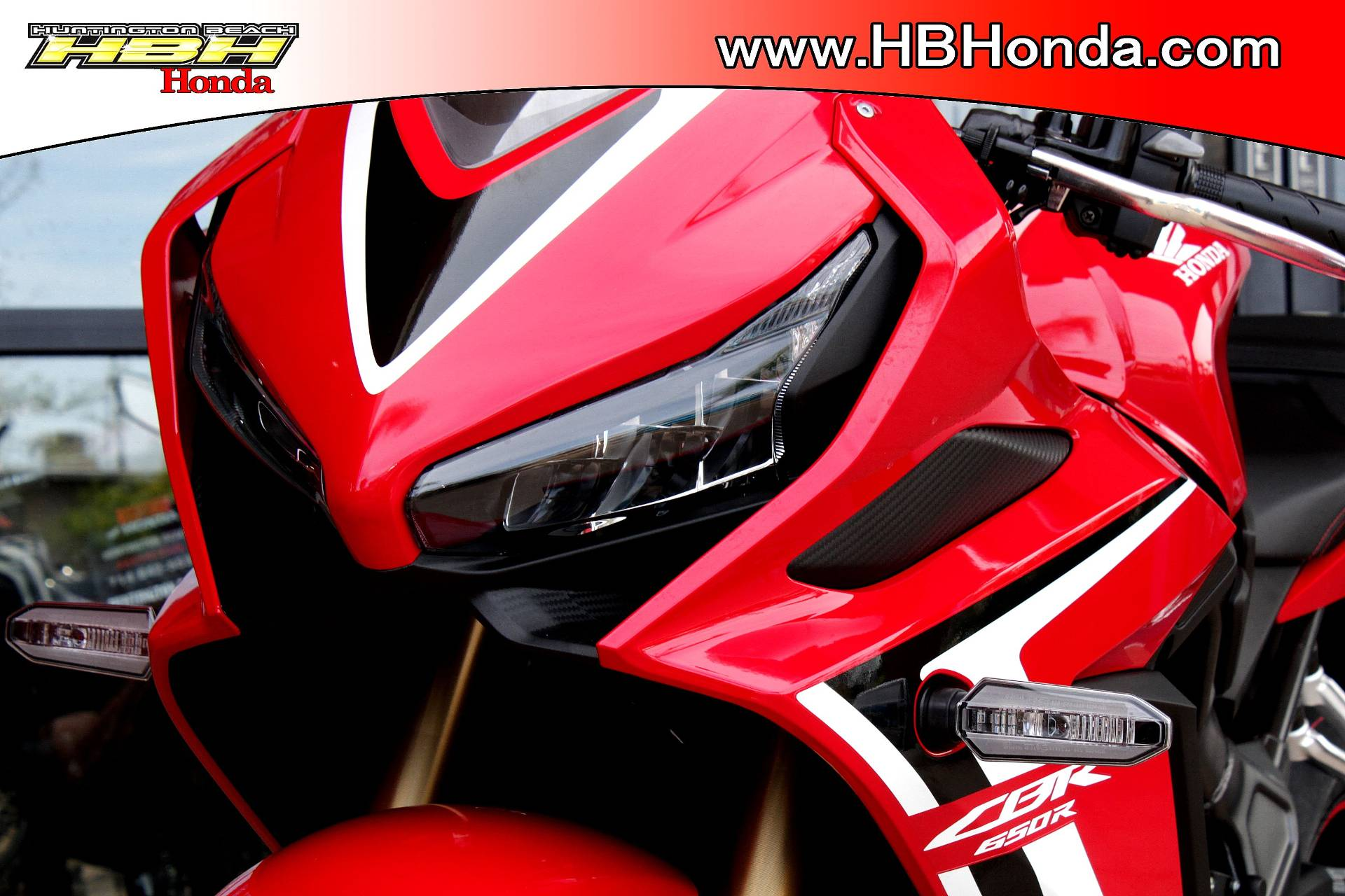 2019 Honda CBR650R ABS in Huntington Beach, California - Photo 8