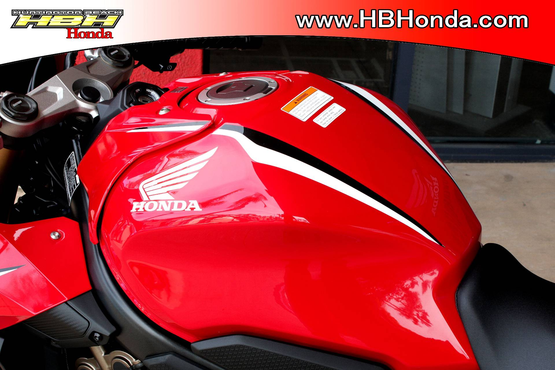 2019 Honda CBR650R ABS in Huntington Beach, California - Photo 10