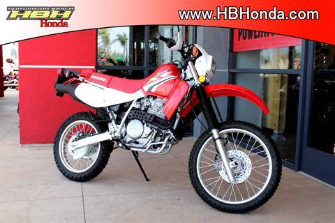 2019 Honda XR650L in Huntington Beach, California - Photo 1