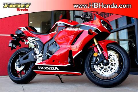 2017 Honda CBR600RR in Huntington Beach, California