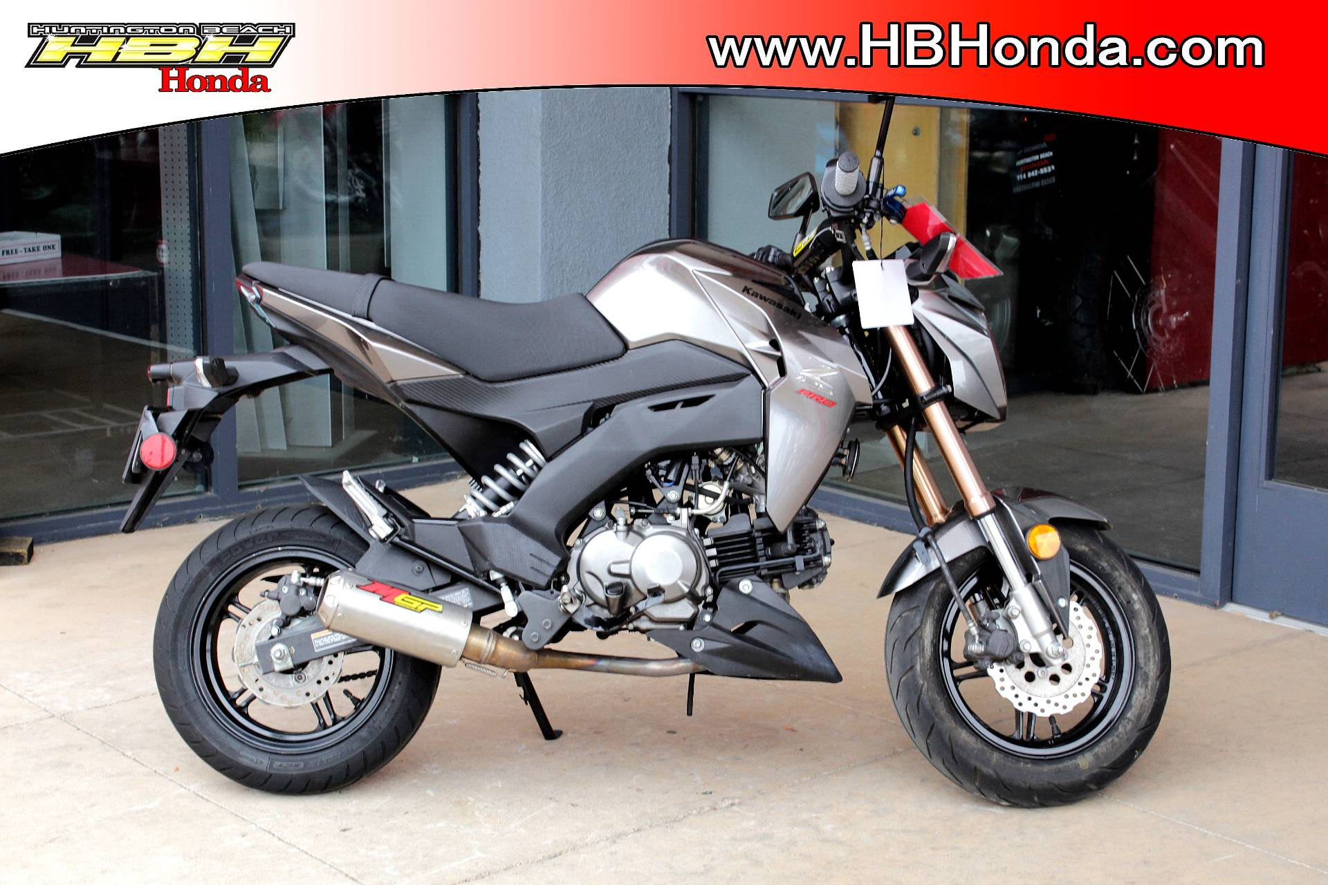 2017 Kawasaki Z125 Pro >> Used 2017 Kawasaki Z125 Pro Motorcycles For Sale In Huntington Beach