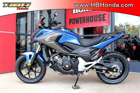 2019 Honda NC750X DCT in Huntington Beach, California - Photo 2