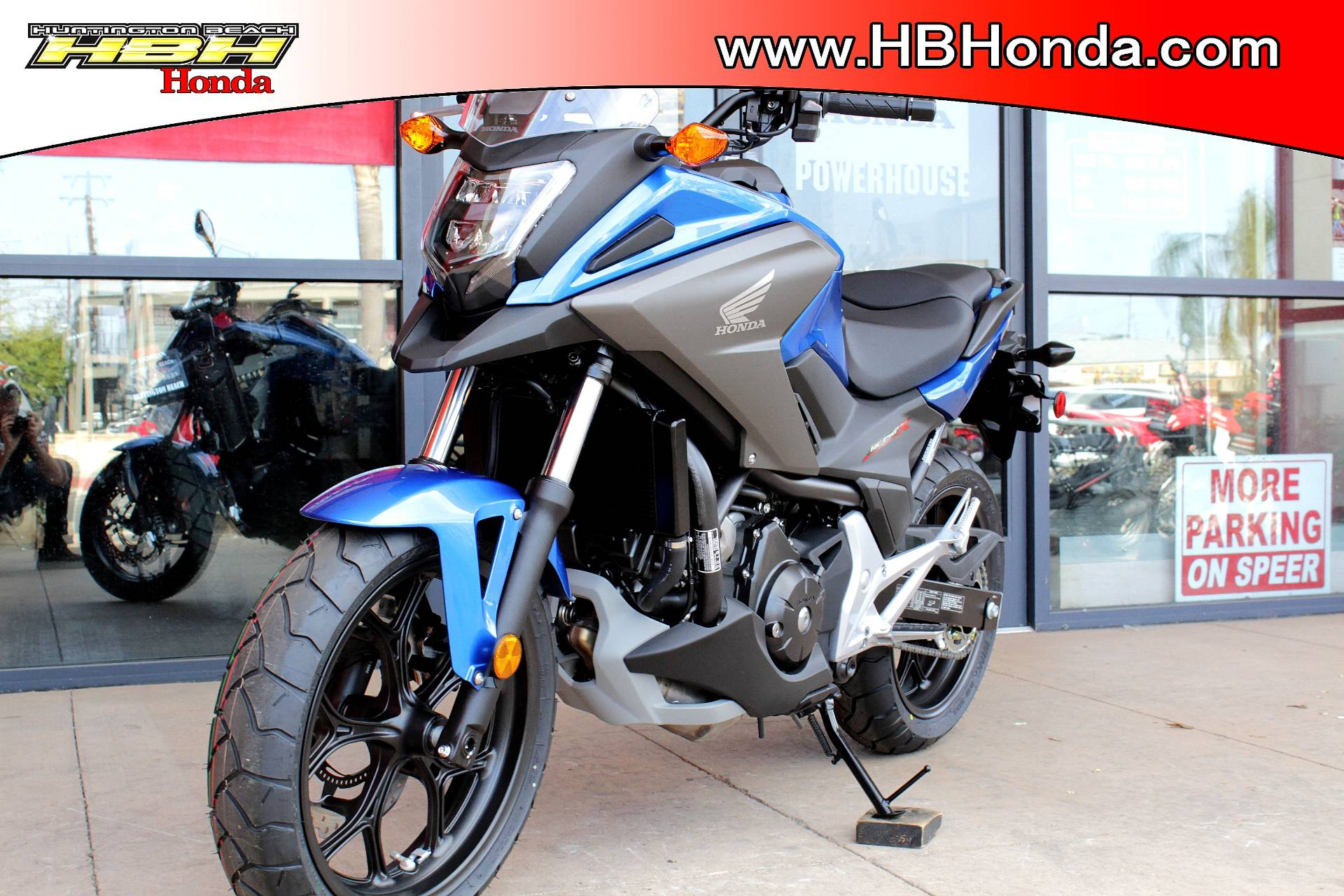 2019 Honda NC750X DCT in Huntington Beach, California - Photo 5