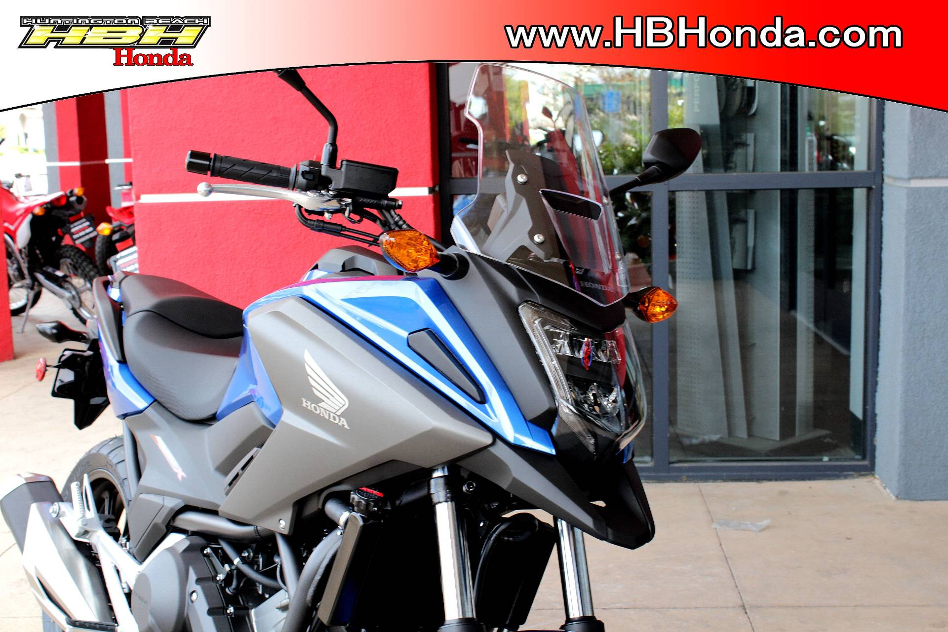 2019 Honda NC750X DCT in Huntington Beach, California - Photo 7