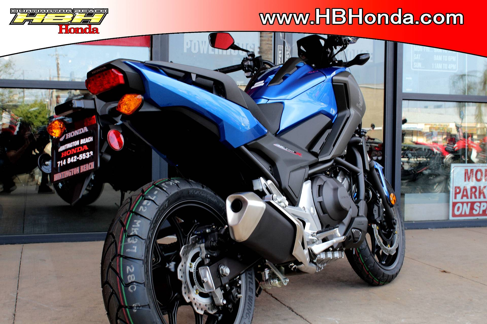 2019 Honda NC750X DCT in Huntington Beach, California - Photo 8