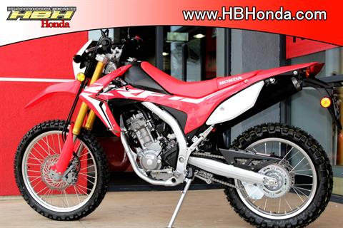 2017 Honda CRF250L ABS in Huntington Beach, California