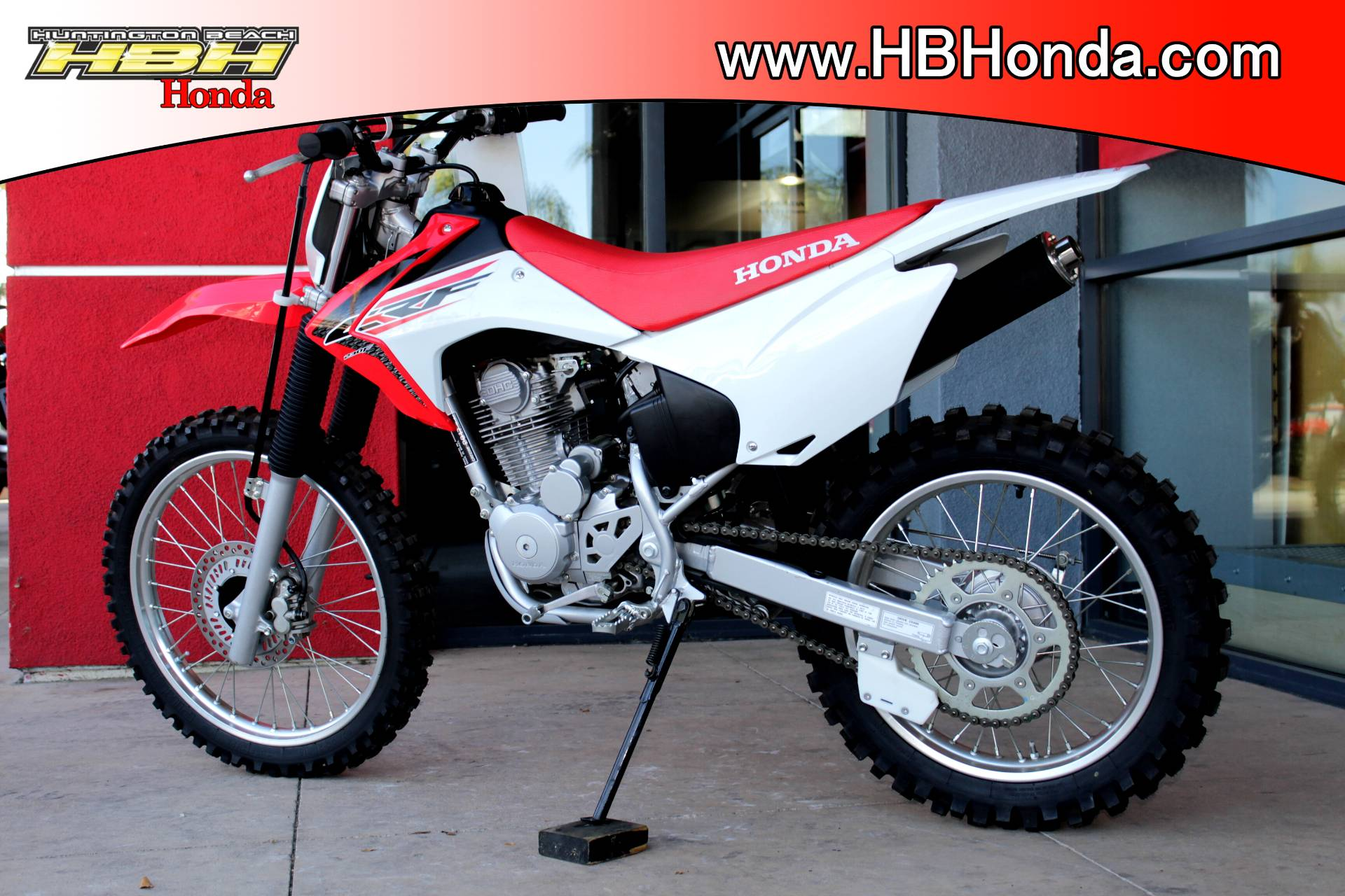 2019 Honda CRF230F in Huntington Beach, California