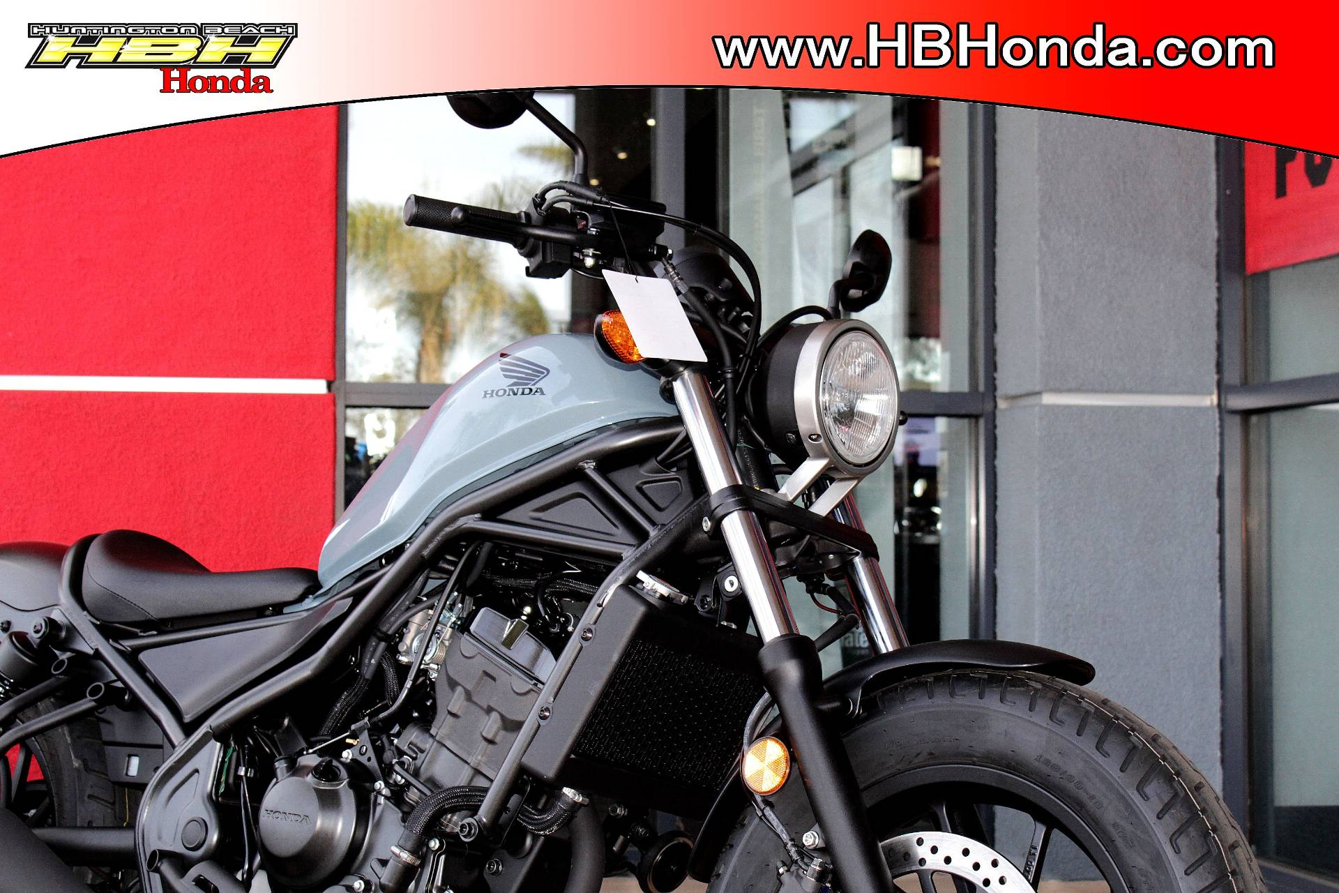 2019 Honda Rebel 300 ABS in Huntington Beach, California - Photo 6