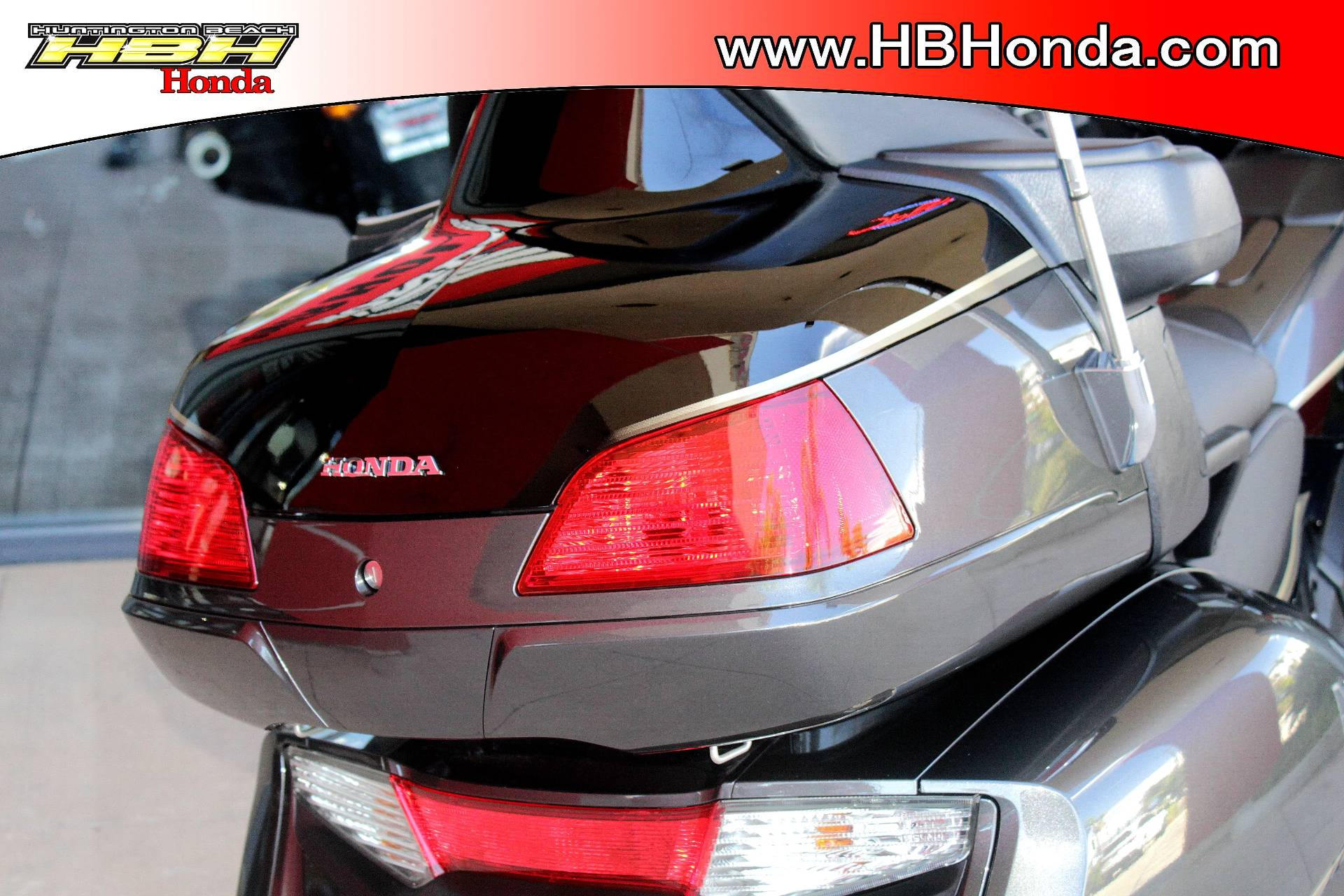 2016 Honda Gold Wing Audio Comfort in Huntington Beach, California