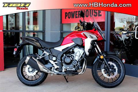 2020 Honda CB500X ABS in Huntington Beach, California - Photo 1