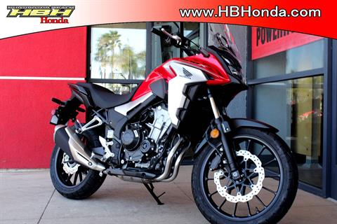 2020 Honda CB500X ABS in Huntington Beach, California - Photo 2