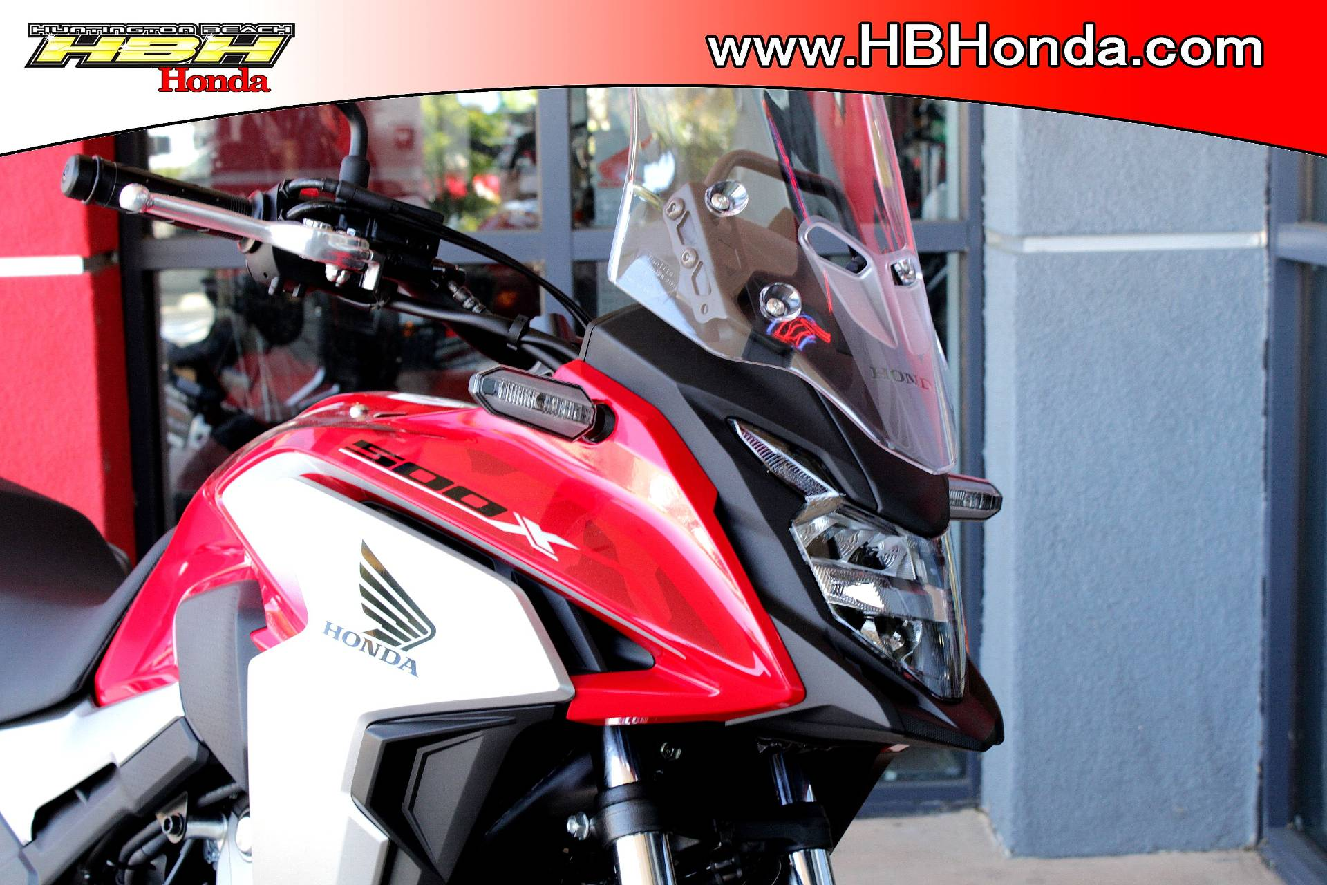 2020 Honda CB500X ABS in Huntington Beach, California - Photo 3