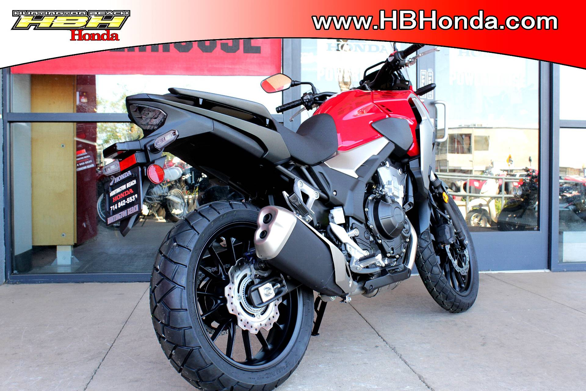2020 Honda CB500X ABS in Huntington Beach, California - Photo 4
