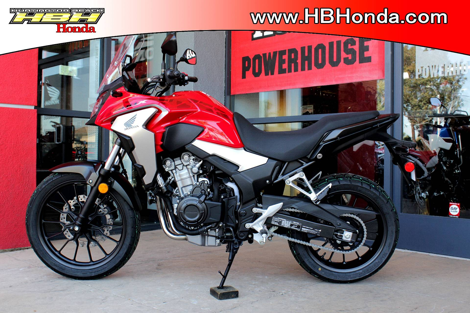 2020 Honda CB500X ABS in Huntington Beach, California - Photo 6