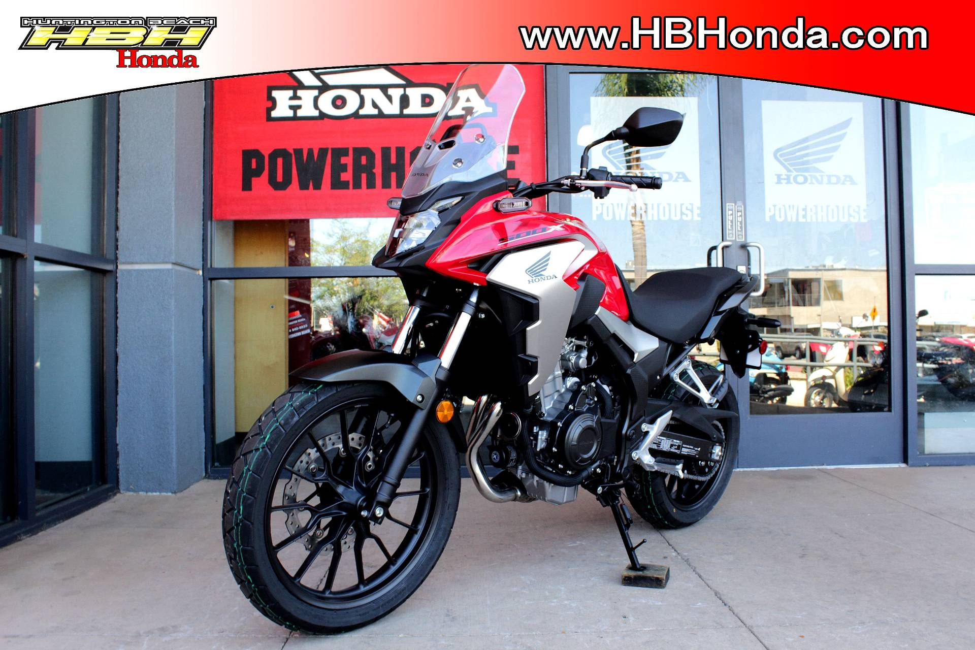 2020 Honda CB500X ABS in Huntington Beach, California - Photo 10