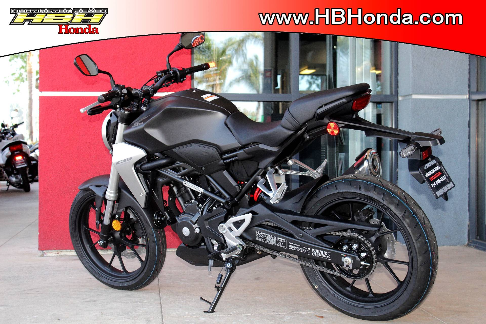 2019 Honda CB300R in Huntington Beach, California