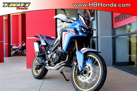 2019 Honda Africa Twin DCT in Huntington Beach, California - Photo 3