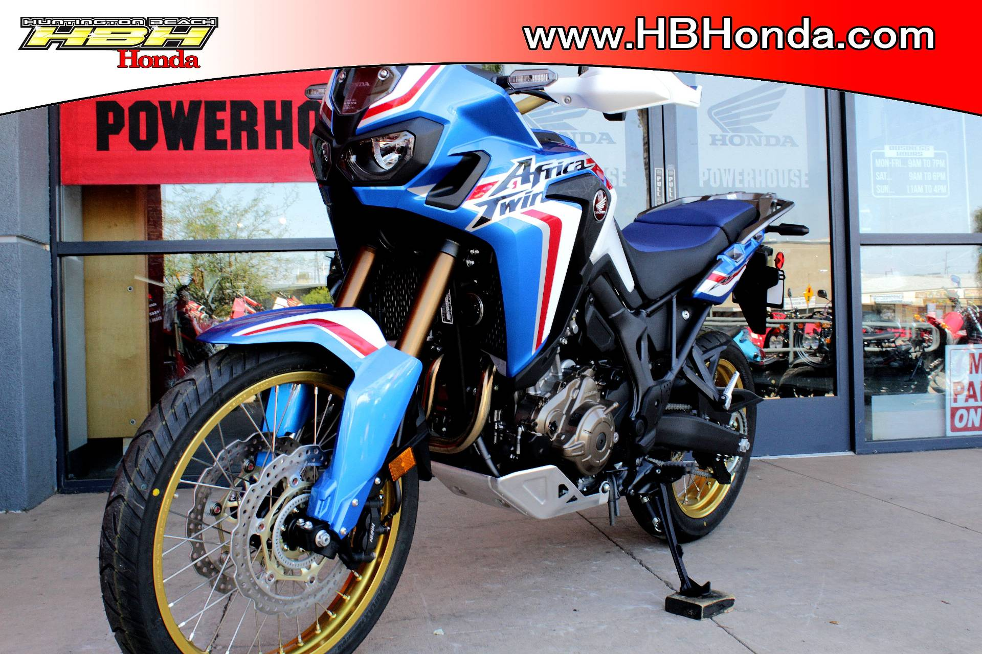 2019 Honda Africa Twin DCT in Huntington Beach, California - Photo 10