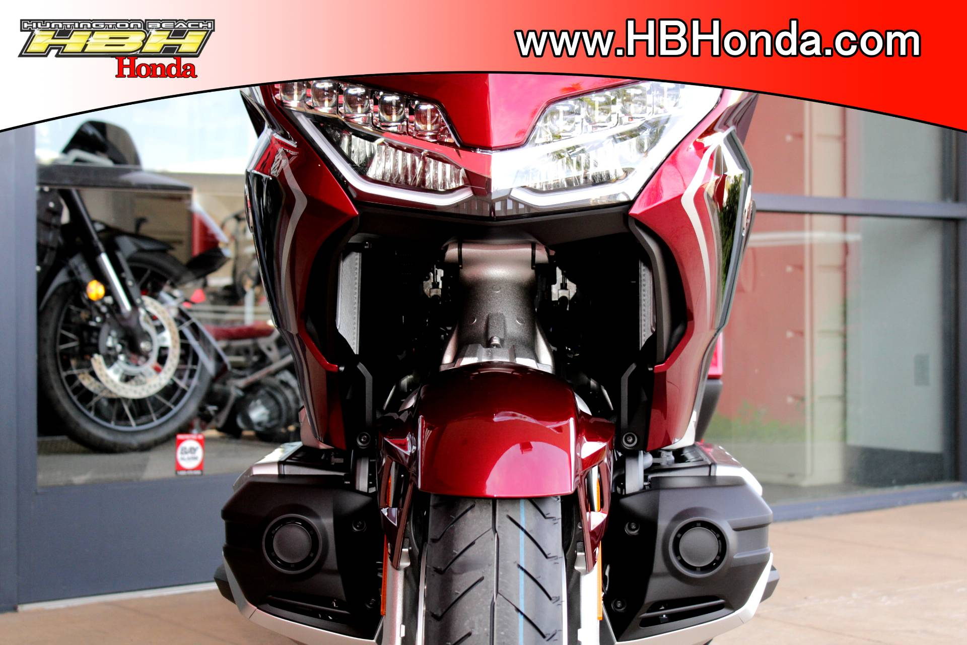 2018 Honda Gold Wing Tour Airbag Automatic DCT in Huntington Beach, California
