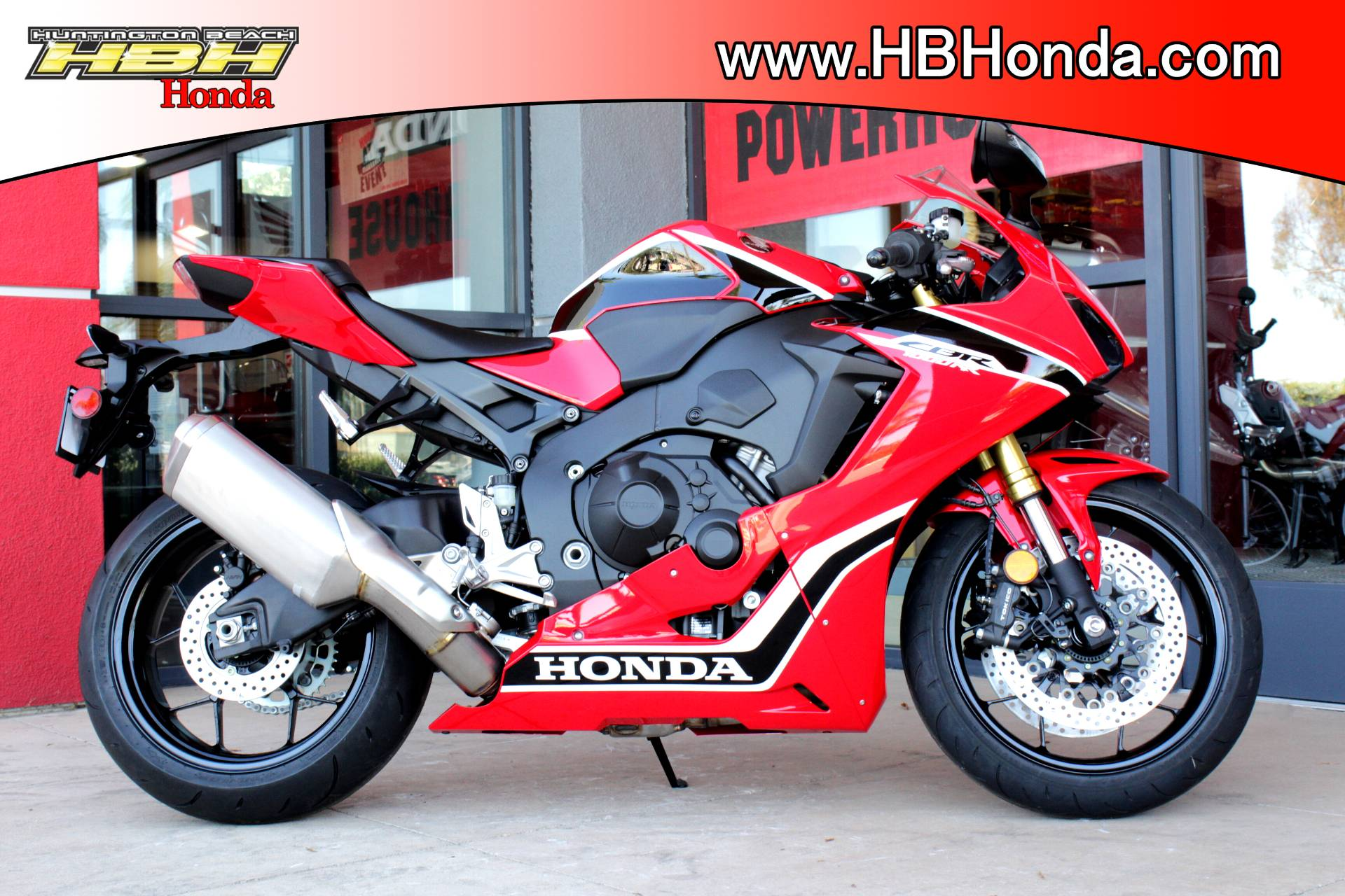 2018 Honda CBR1000RR in Huntington Beach, California - Photo 1