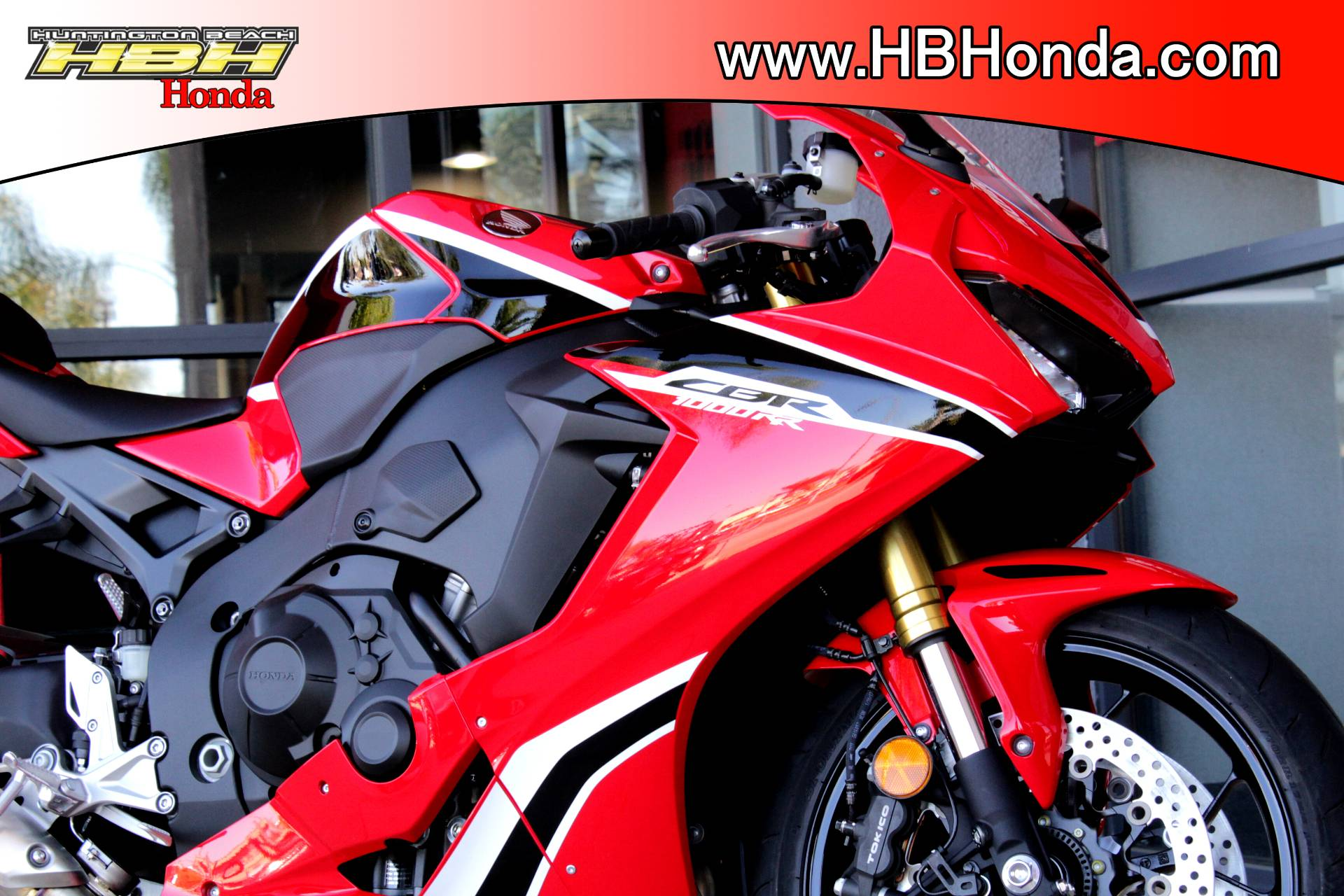 2018 Honda CBR1000RR in Huntington Beach, California - Photo 4