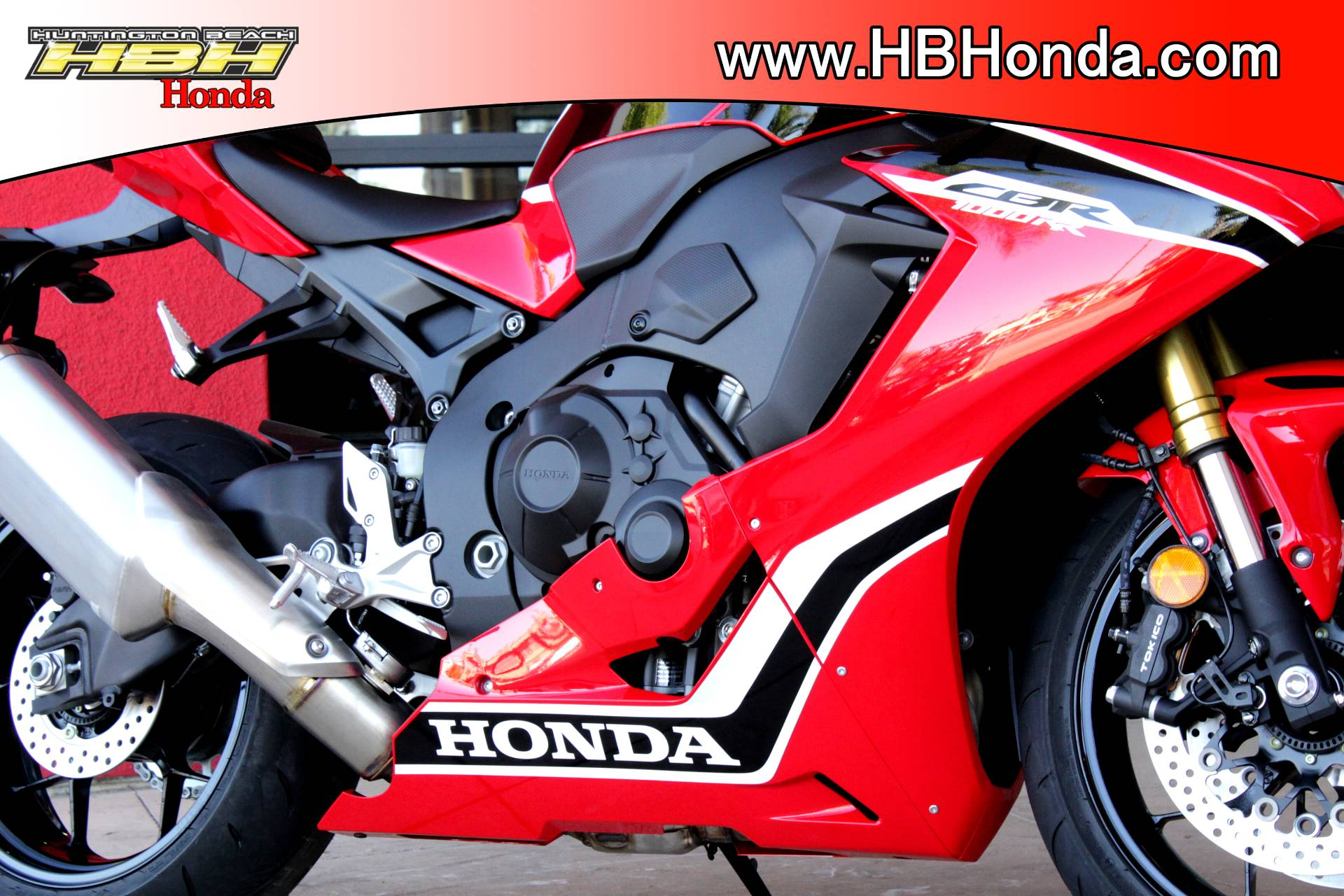 2018 Honda CBR1000RR in Huntington Beach, California - Photo 5