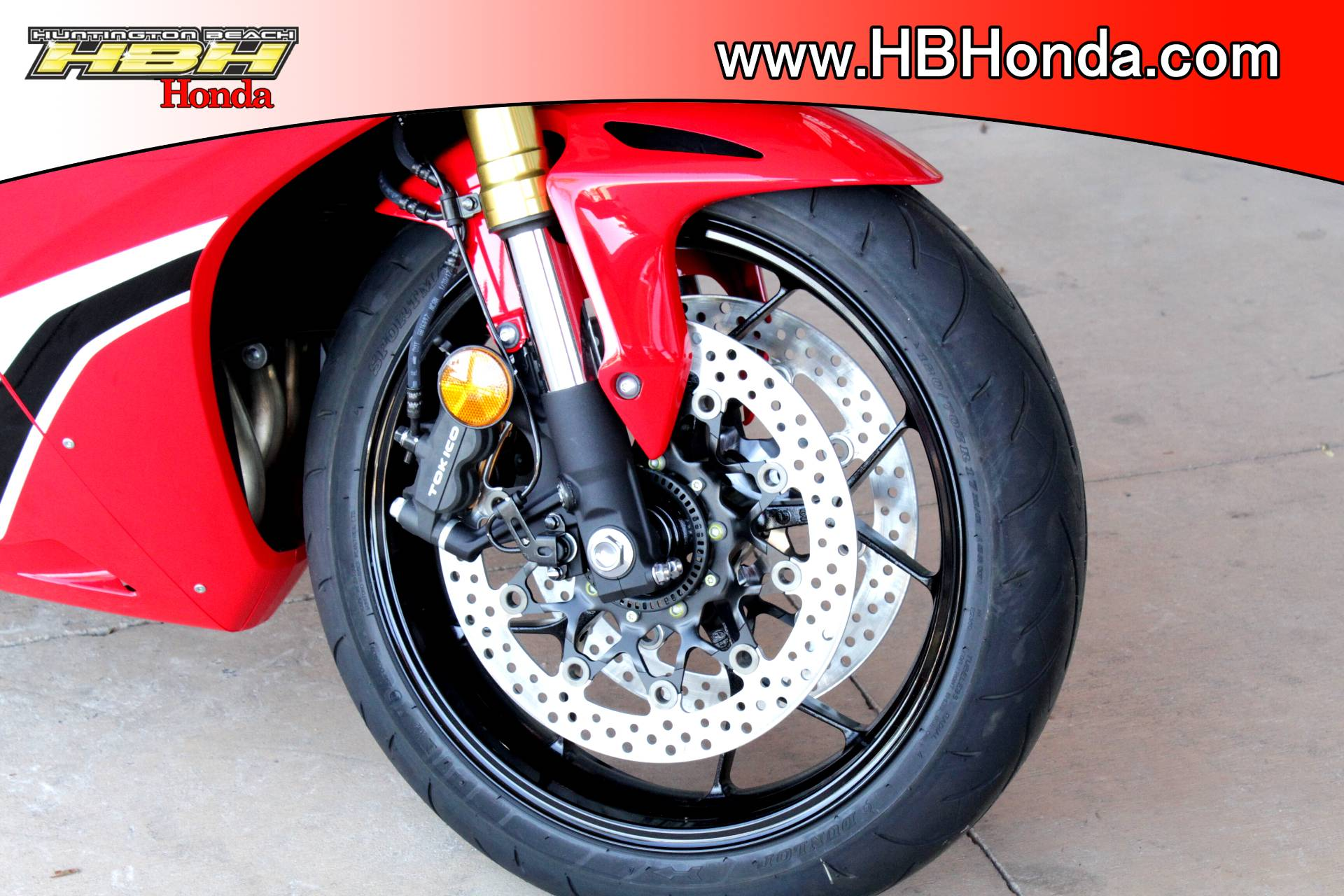 2018 Honda CBR1000RR in Huntington Beach, California - Photo 6