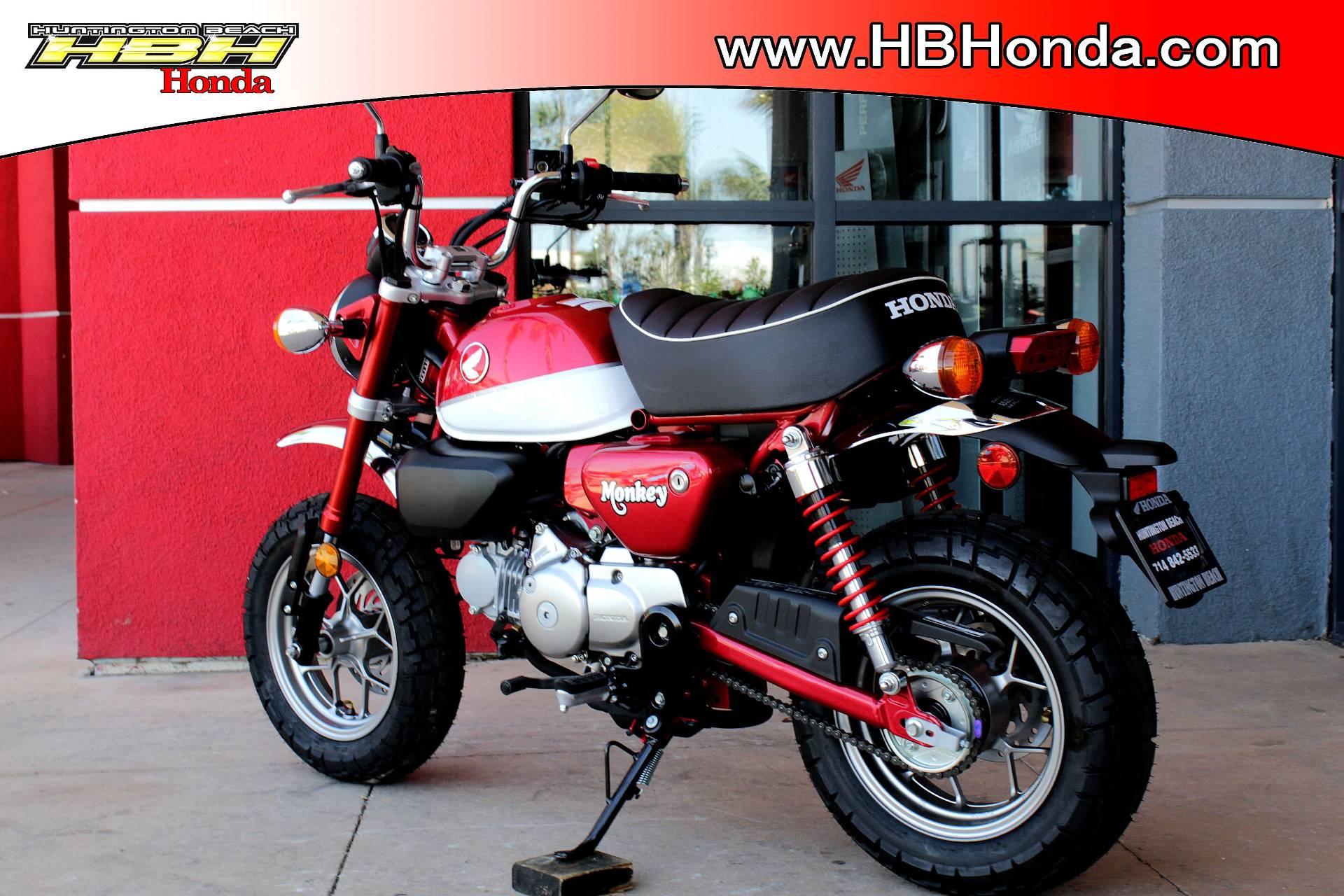 2020 Honda Monkey ABS in Huntington Beach, California - Photo 10