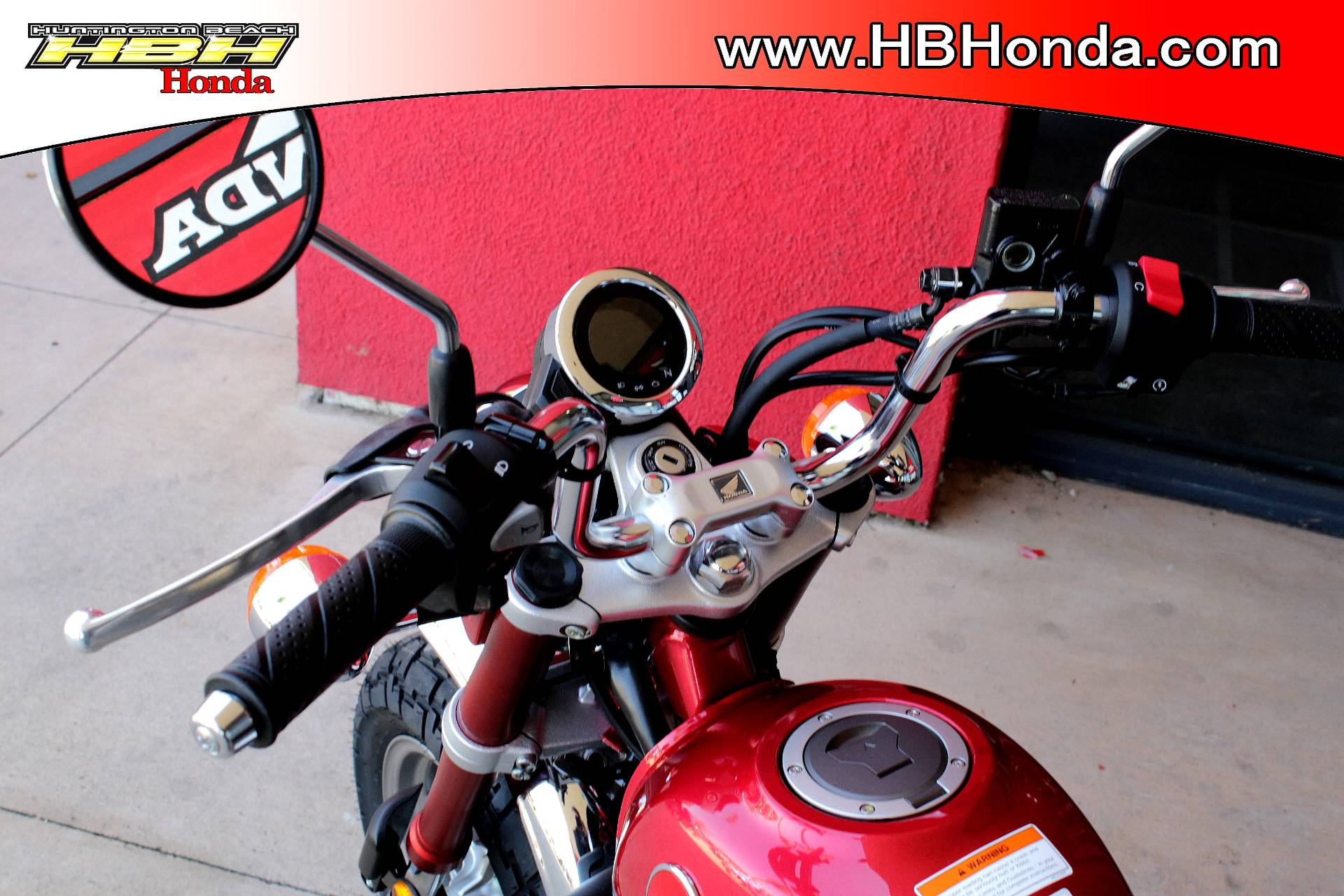 2020 Honda Monkey ABS in Huntington Beach, California - Photo 13