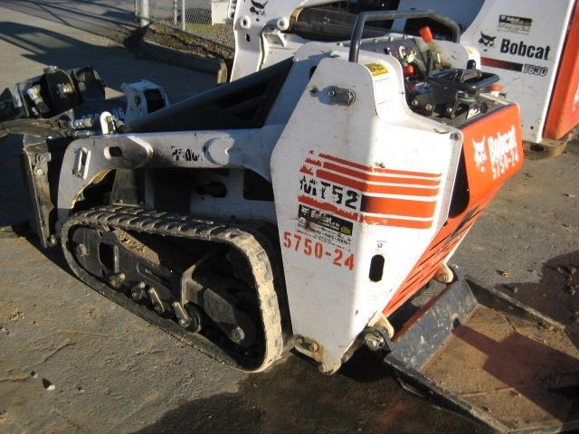2014 Bobcat MT52 in Johnson City, Tennessee