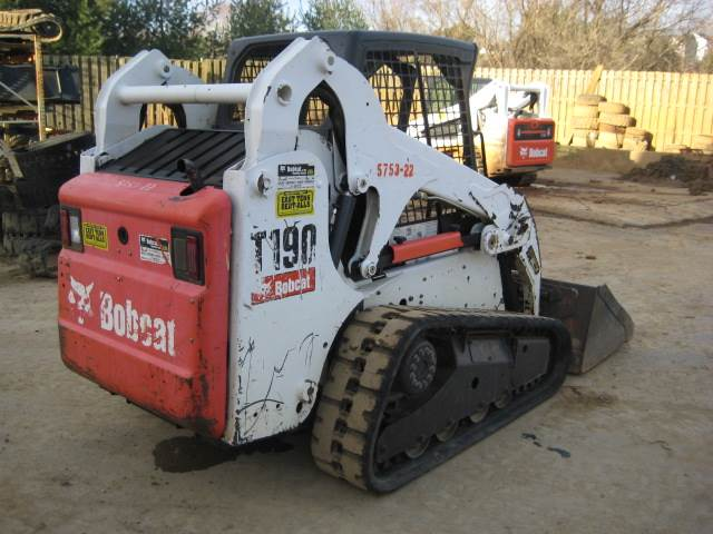 2012 Bobcat T190 in Johnson City, Tennessee