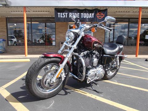2015 Harley-Davidson 1200 Custom Sportster in Wintersville, Ohio - Photo 2