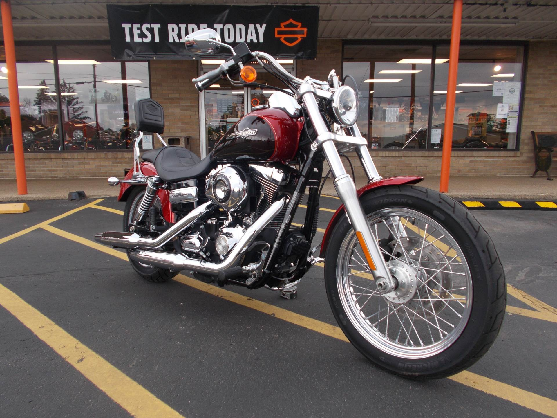 2013 Harley-Davidson Dyna® Super Glide® Custom in Wintersville, Ohio - Photo 1