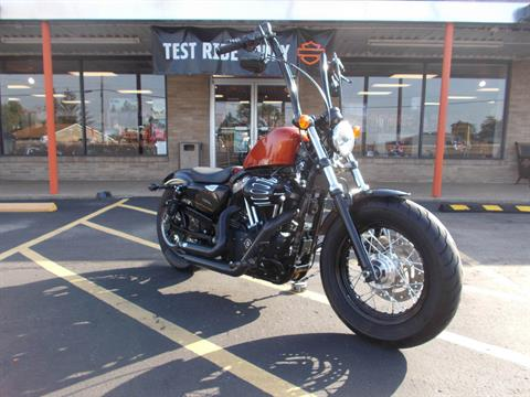 2011 Harley-Davidson Sportster® Forty-Eight™ in Wintersville, Ohio - Photo 1