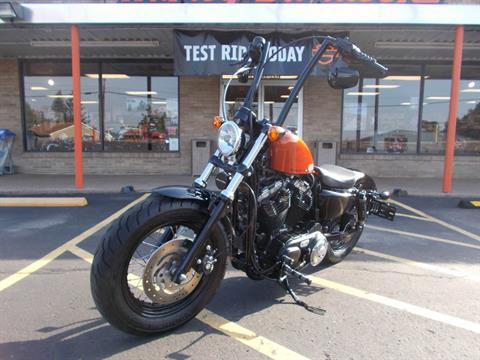 2011 Harley-Davidson Sportster® Forty-Eight™ in Wintersville, Ohio - Photo 2