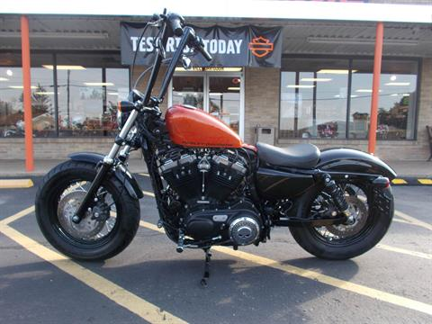 2011 Harley-Davidson Sportster® Forty-Eight™ in Wintersville, Ohio - Photo 3