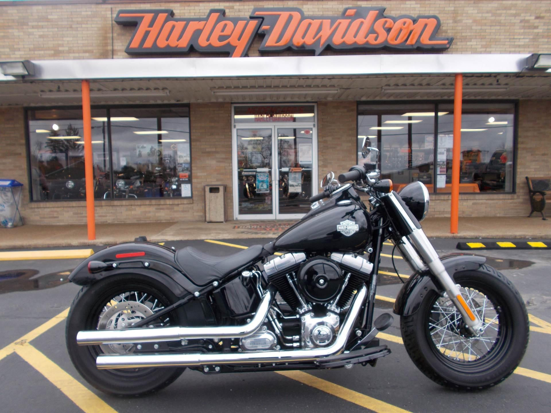 2015 Harley-Davidson FLS in Wintersville, Ohio - Photo 1