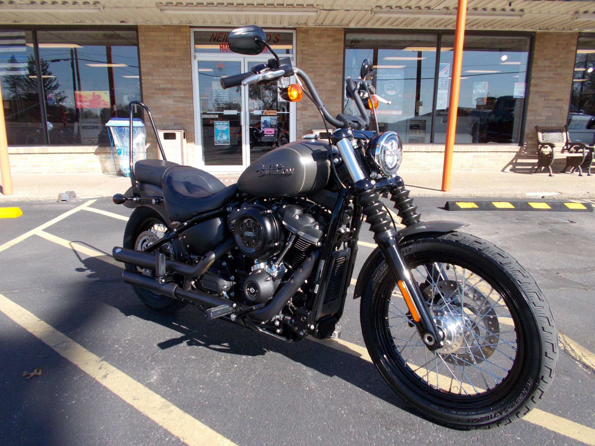 2019 Harley-Davidson Street Bob® in Wintersville, Ohio - Photo 2