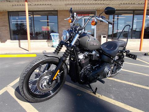 2019 Harley-Davidson Street Bob® in Wintersville, Ohio - Photo 3