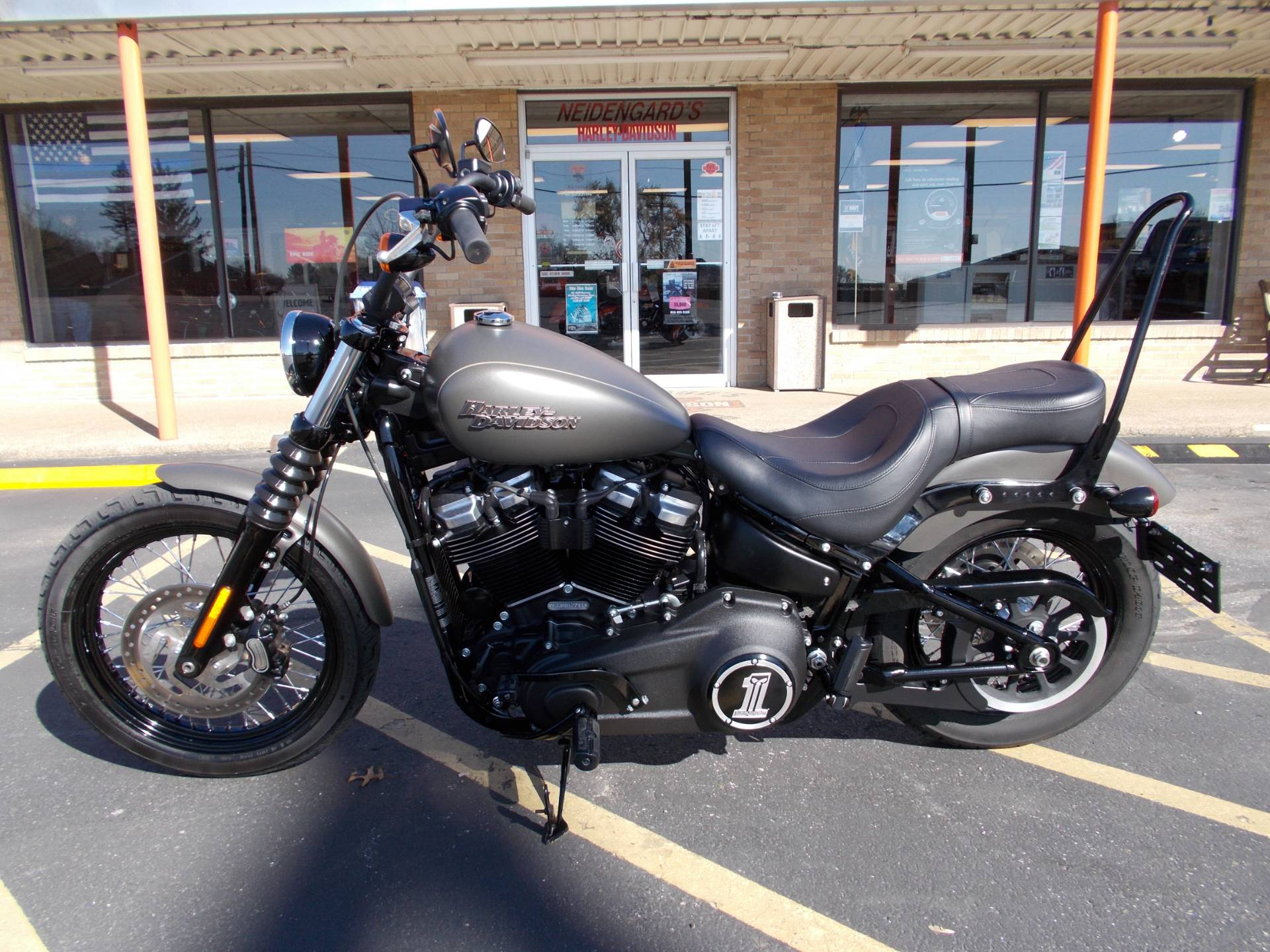 2019 Harley-Davidson Street Bob® in Wintersville, Ohio - Photo 4