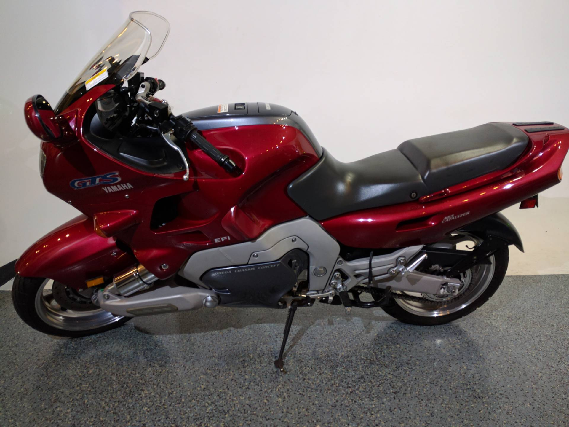 1993 Yamaha GTS in Canton, Ohio
