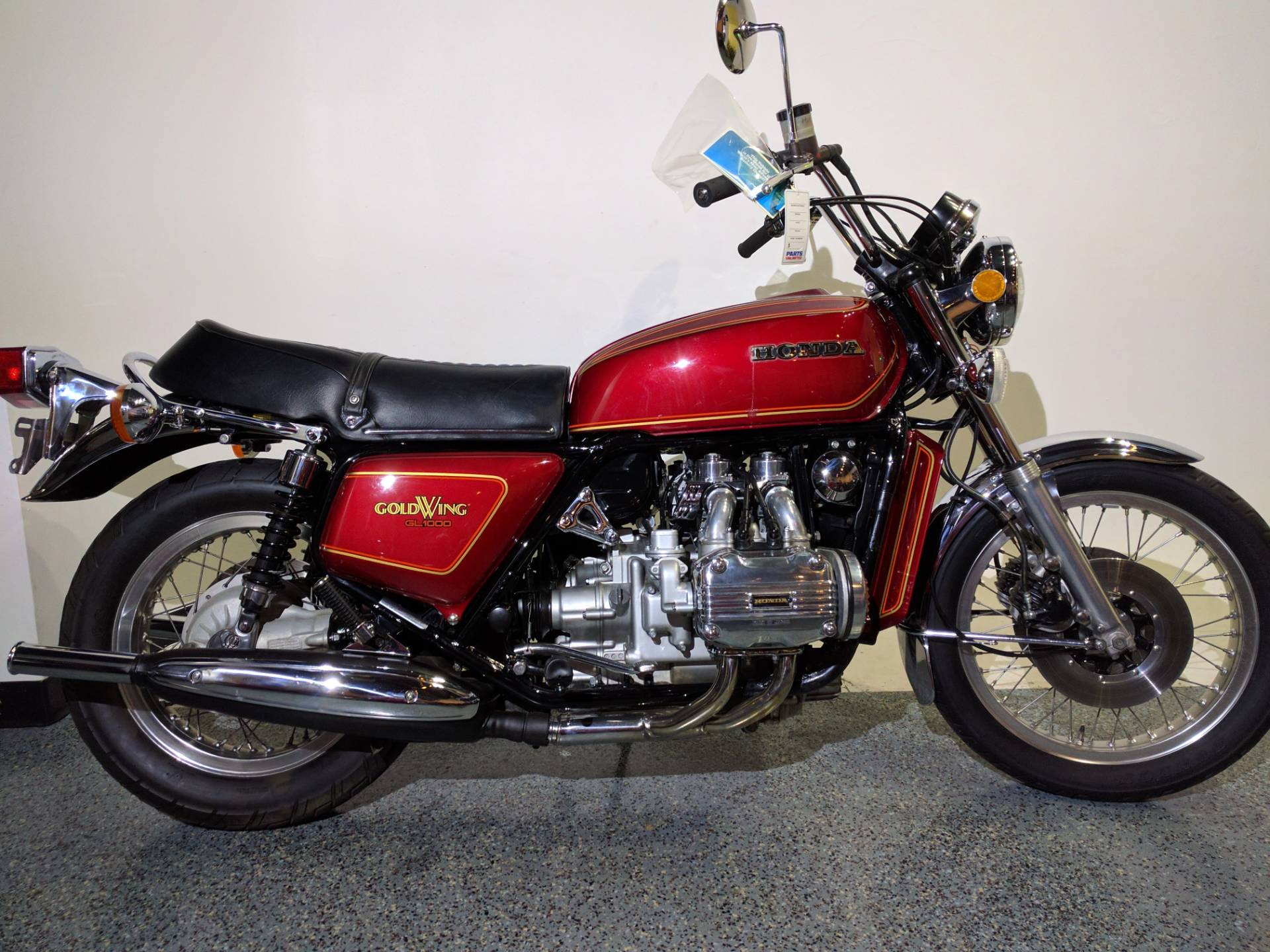 1977 Honda GL1000 in Canton, Ohio