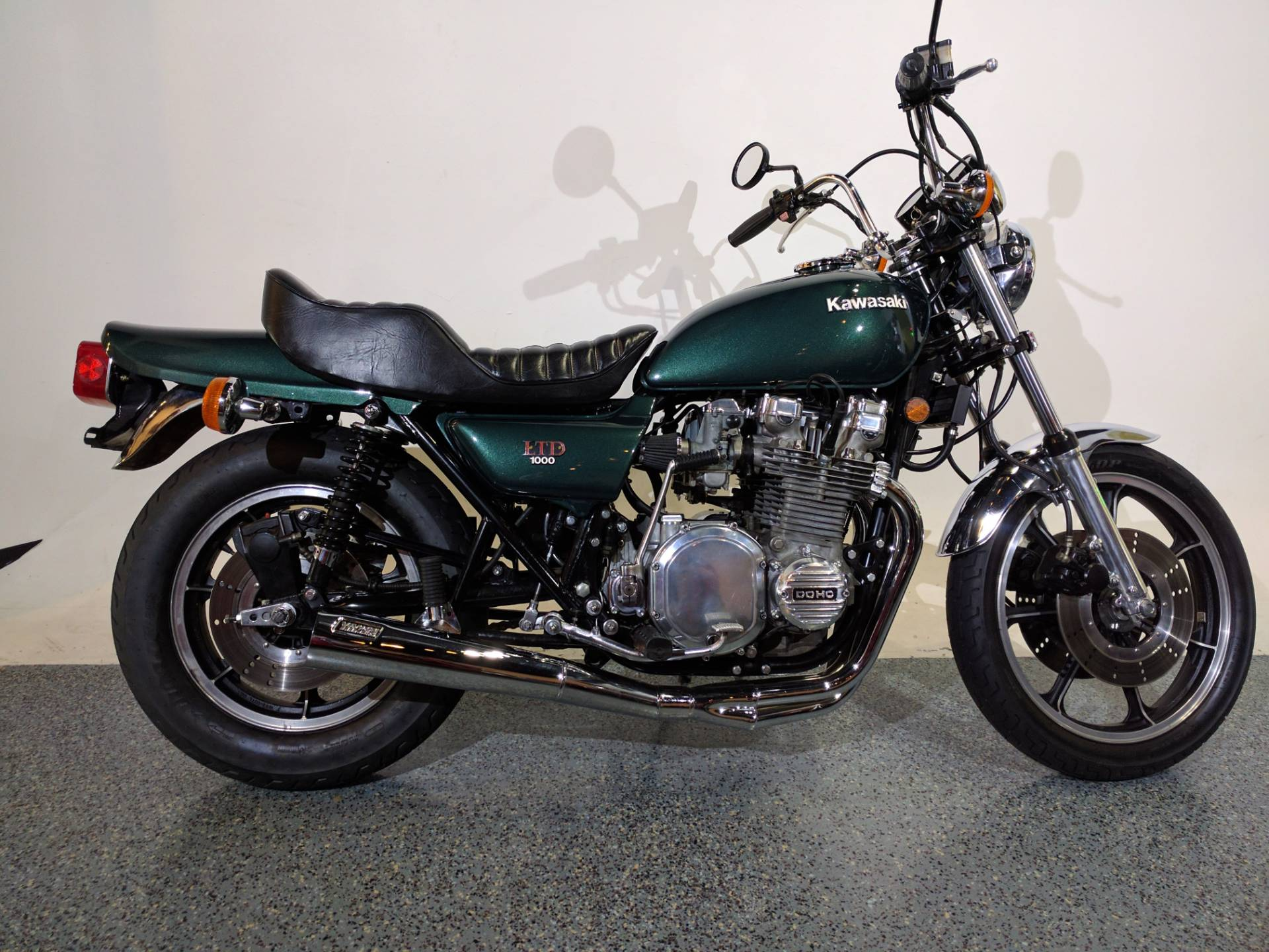 1979 Kawasaki KZ1000LTD in Canton, Ohio