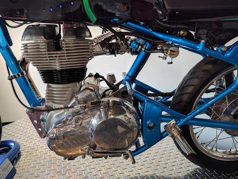 2011 Royal Enfield C5 Classic Custom Cafe Racer in Canton, Ohio