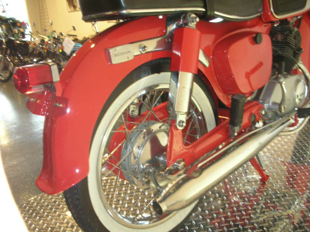 1965 Honda CA95 Benley in Canton, Ohio