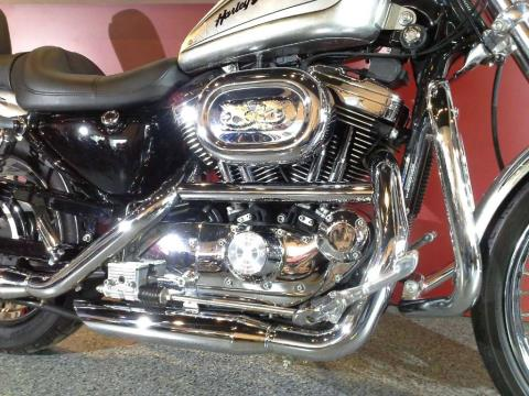 2003 Harley-Davidson XL 1200C Sportster® 1200 Custom in Canton, Ohio - Photo 3
