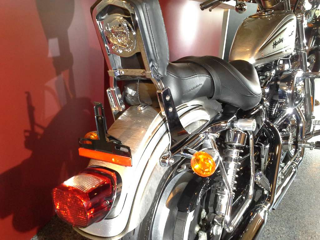 2003 Harley-Davidson XL 1200C Sportster® 1200 Custom in Canton, Ohio - Photo 5