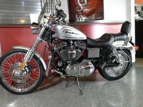 2003 Harley-Davidson XL 1200C Sportster® 1200 Custom in Canton, Ohio - Photo 8