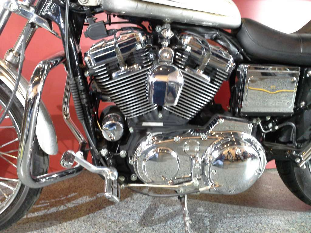 2003 Harley-Davidson XL 1200C Sportster® 1200 Custom in Canton, Ohio - Photo 10