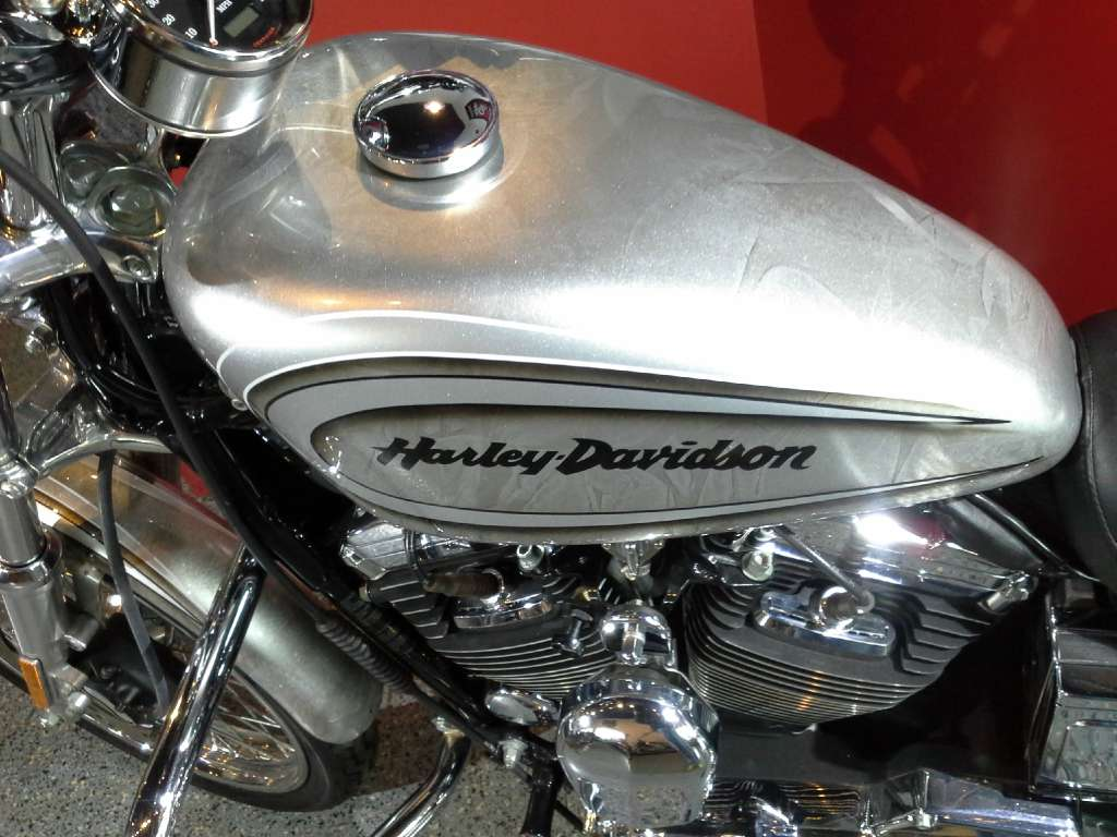 2003 Harley-Davidson XL 1200C Sportster® 1200 Custom in Canton, Ohio - Photo 14